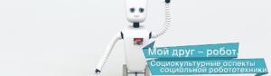 My friend is a robot. Sociocultural aspects of social robotics