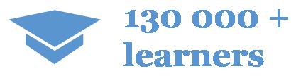130 000 learners